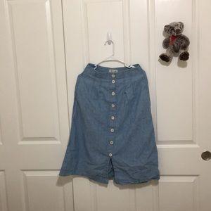 Madewell skirts